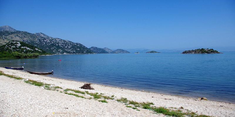Wakacje na plaży w Czarnogórze