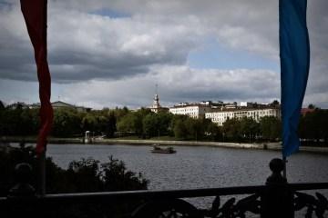 Spacer po Mińsku - zdjęcia