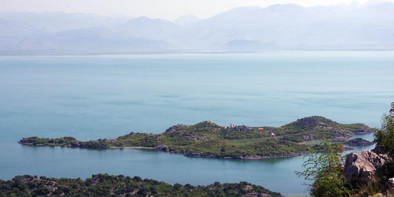 Podróz do Czarnogóry - wyspa Beska