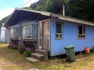 Dom na Chiloe w Chile
