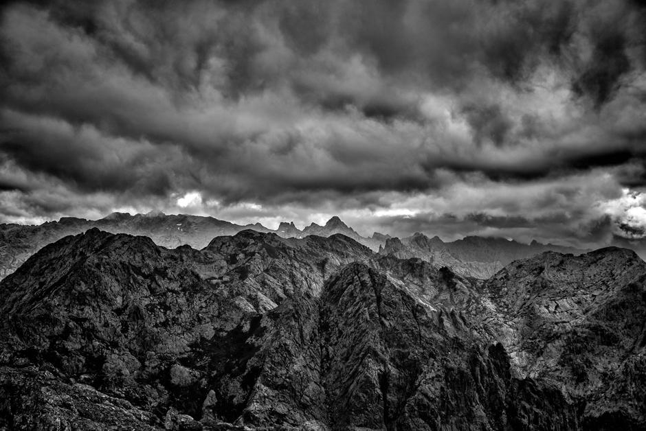 Góry na Korsyce - galeria zdjęć Jakuba Rybickiego