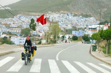 Rowerem z dziecmi przez Maroko - zdjęcia z podrózy