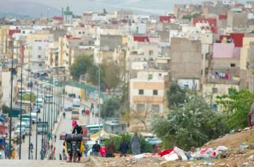 Szafszawan w Maroku