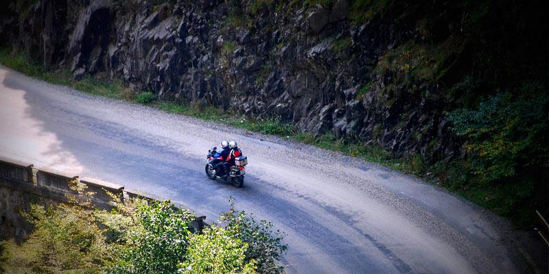 Motocykl w Rumunii - wczasy idealne