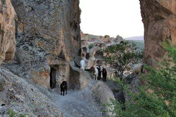 Kozy na skałach - przygoda w Turcji