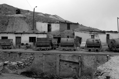 Cerro Rico - kopalnia w Potosi