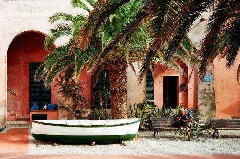 Włoskie wakacje - Varigotti