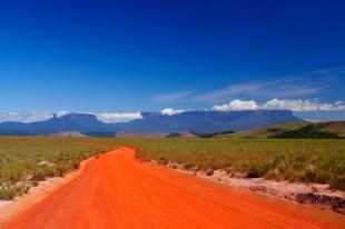 Gruntowa droga podróż przez Wenezuelę