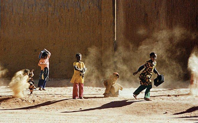 Algieria - zdjęcia z podróży Jacka Herman-Iżyckiego