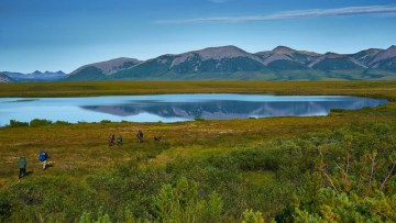 Krajobrazy Rosji - Czukotka