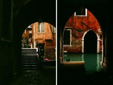 Zakątki Wenecji - zdjęcia z wakacji