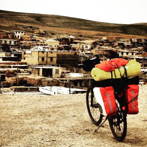 Rowerowe Jamboree w Iranie