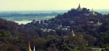 Sagaing - zdjęcia z Mjanmy
