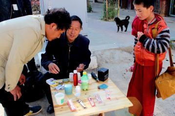 Chiński dentysta