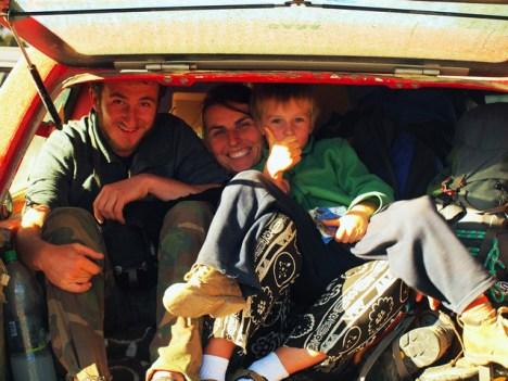 Autostop w Ameryce Południowej