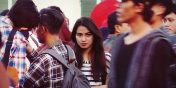 Dziewczyna z Indonezji