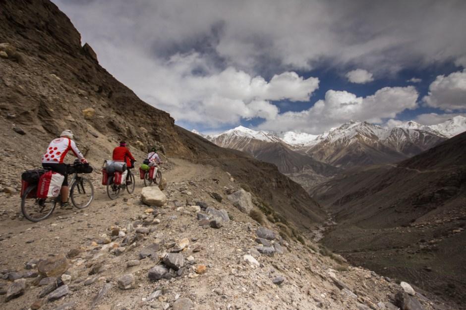 Niedostępne góry Pamiru, Tadżykistan