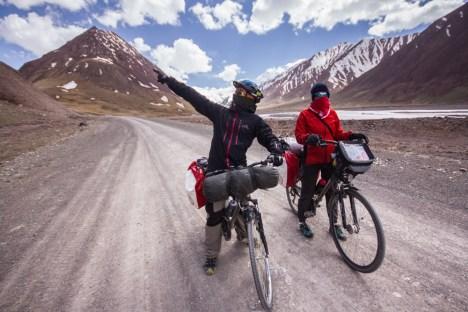 Rowerowe Jamboree w Kirgistanie