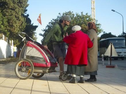 Ludzie w Maroku