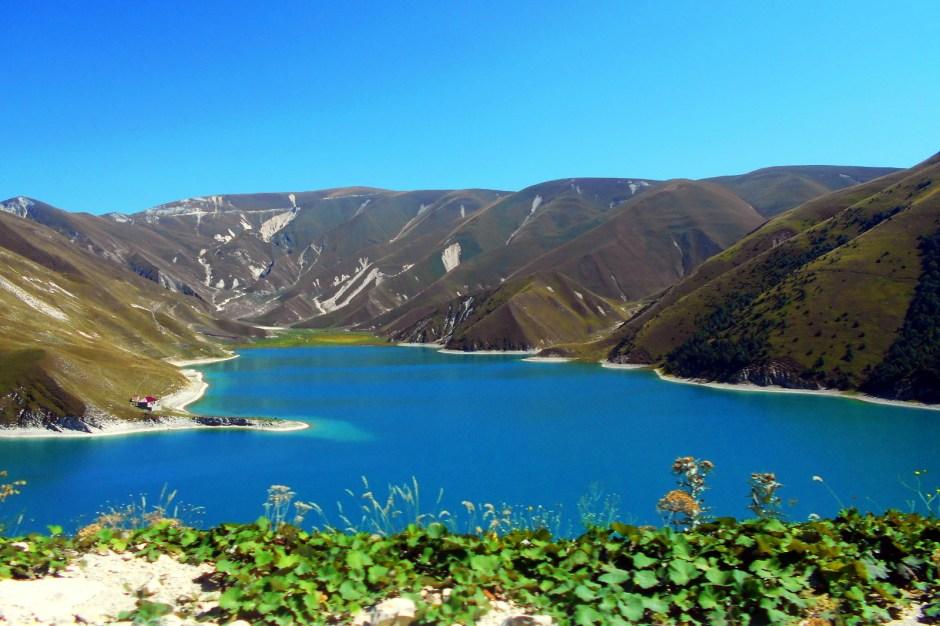 Kiezenoj-Am - zdjęcia z podróży przez Czeczenię