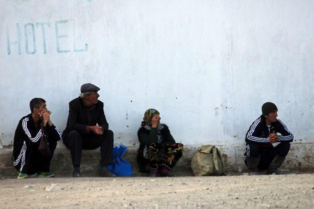 Hotel w Tadżykistanie i jego mieszkańcy