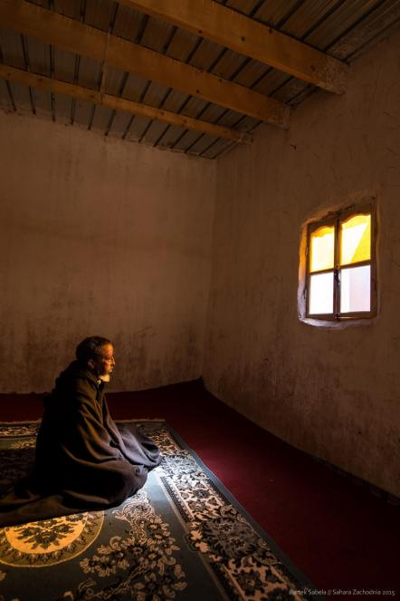 Obozy Saharyjczyków (Fot. Bartek Sabela)