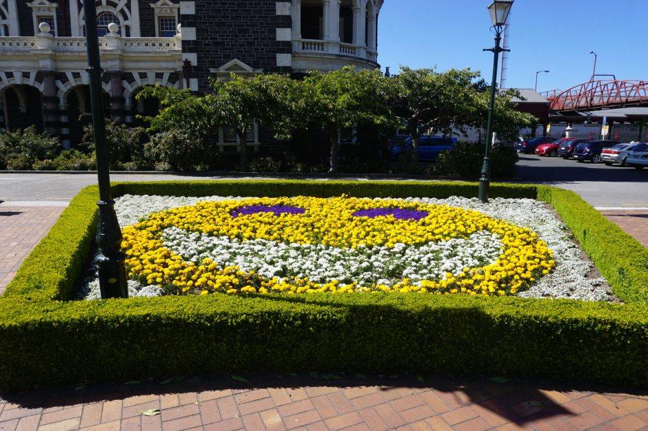 Uśmiech na dworcu w Dunedin - podróż po Nowej Zelandii