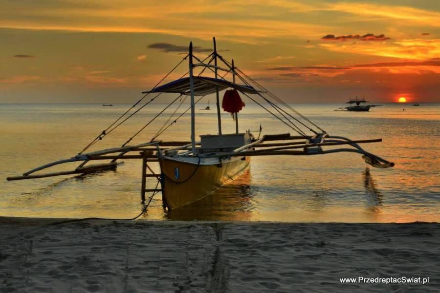 Sulu Sunset - magiczne miejsce na Filipinach