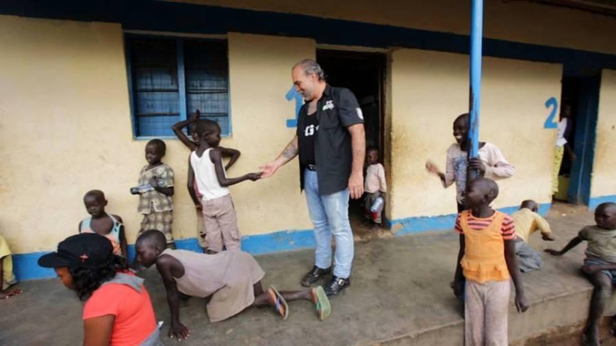 Sam CHilders, Kaznodzieja z Karabinem w Sudanie Połusniowym