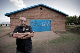 Sam Childers, harlejowiec, gangster, kaznodzieja
