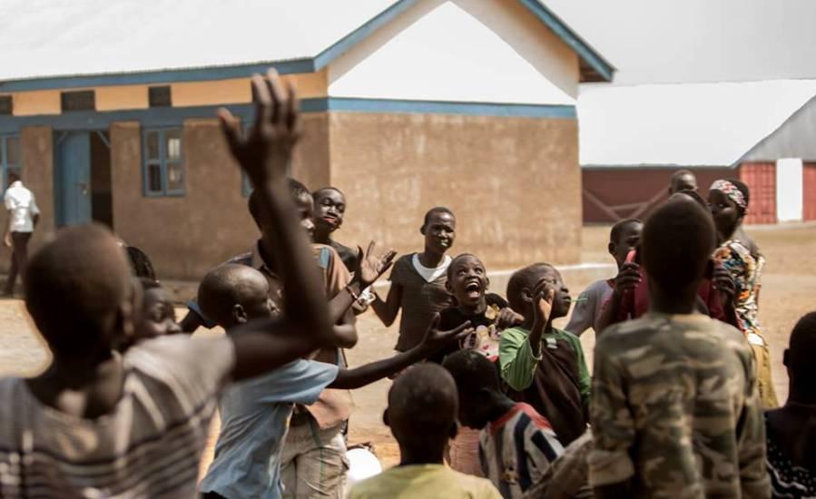 Machine Gun Pracher w Sudanie Południowym