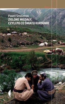 Zielone migdały - po co światu Kurdowie - okładka ksiązki