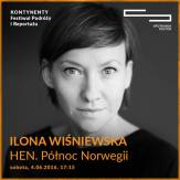 Kontynenty, Ilona Wiśniewska