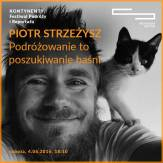 Kontynenty, Piotr Strzeżysz