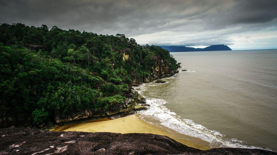 Trekking na Borneo - foto, zdjęcia