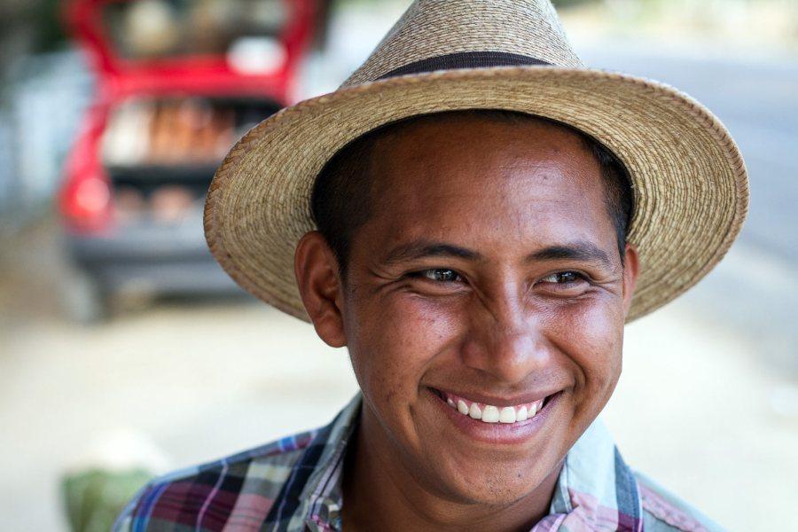 Meksykanin z Boca del Cielo - foto z podróży