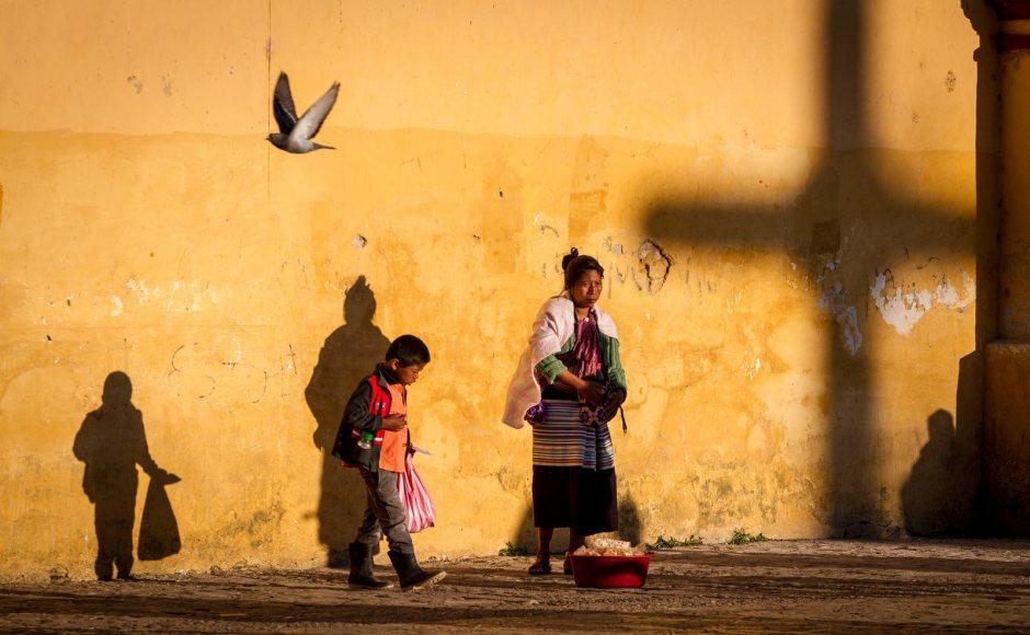 Życie w San Cristobal - podróż przez Meksyk