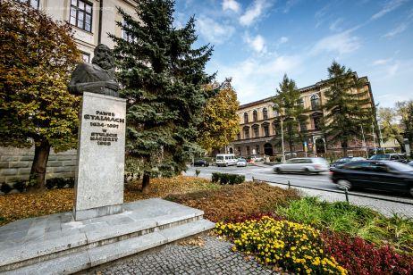 Cieszyn, pomnik, Paweł Stalmach