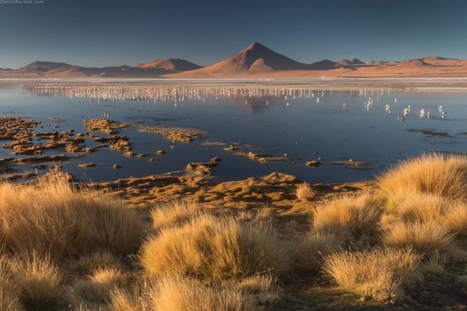 Boliwia, Altipiano, krajobraz