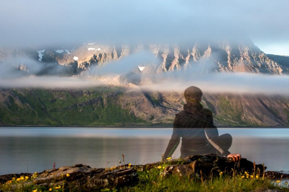 Kasia Nizinkiewicz na Islandii, zdjęcia z podróży