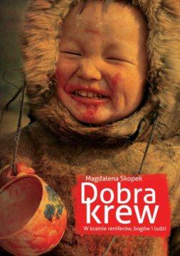Magdalena Skopek, Dobra krew - okładka książki