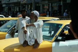 Mieszkańcy Afganistanu. (Fot. Grzegorz Król)