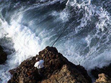 Rybak na Malcie - zdjecia z podróży