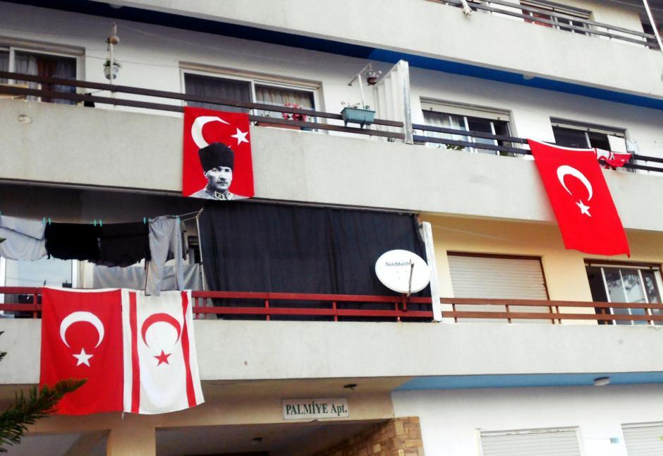 Cypr Północny, patriotyzm po turecku