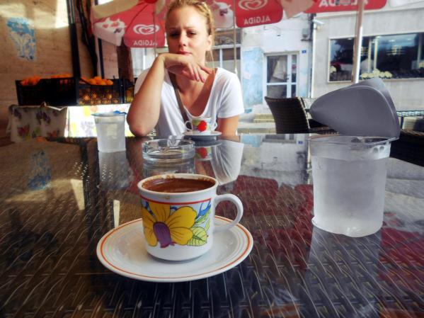 Północna Nikozja i tureckie espresso