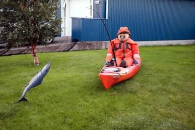 Święto Fiskidagurinn Mikli na Islandii