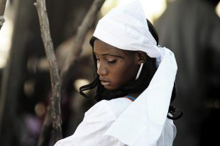 Dziewczyna z Timbuktu. (Fot. Hanka Kurczyna)