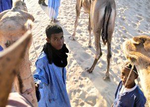 Mali, Tuaregowie, ruch turystyczny - zdjęcia z podróży