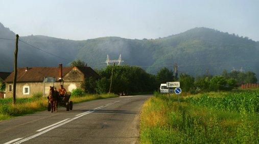 Droga przez Rumunię - relacja