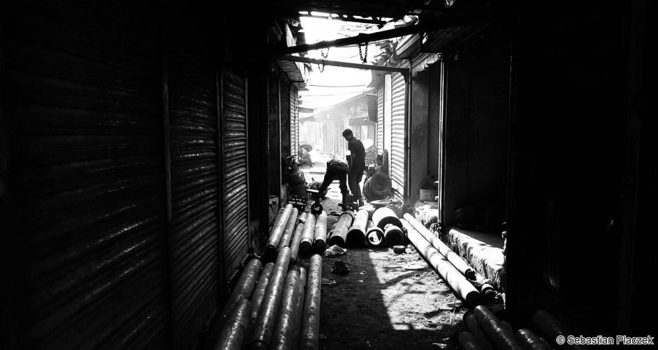 Bangladesz, Dhaka - zdjęcia ze stoczni